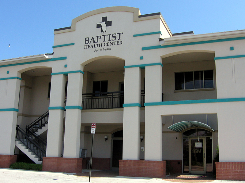 Baptist Medical Center Ponte Vedra