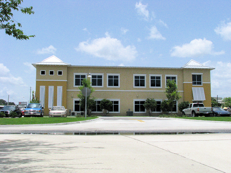 Beach Blvd Office Building