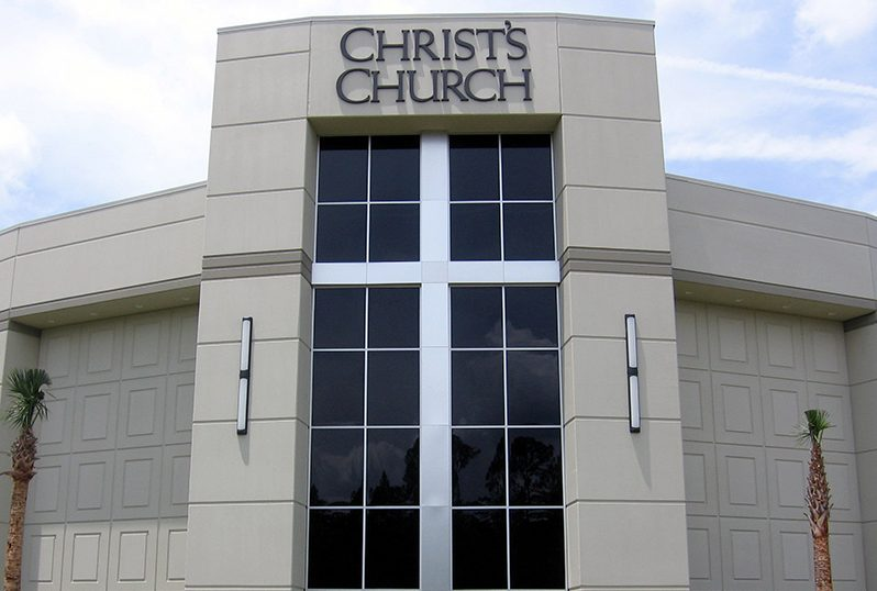 Christs Church At Fleming Island