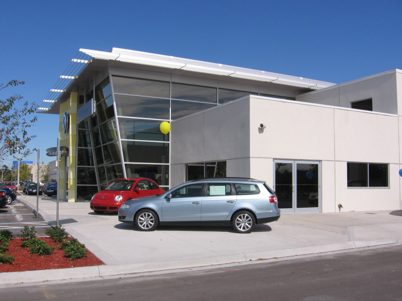 Mcveigh Amp Mangum Engineering Osteen Volkswagen Dealership