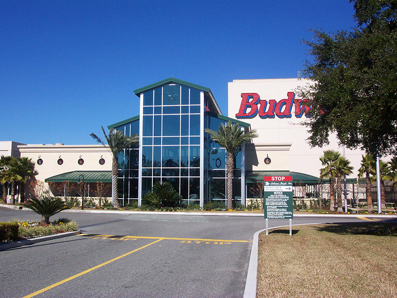 Anheuser Busch Dining Facility