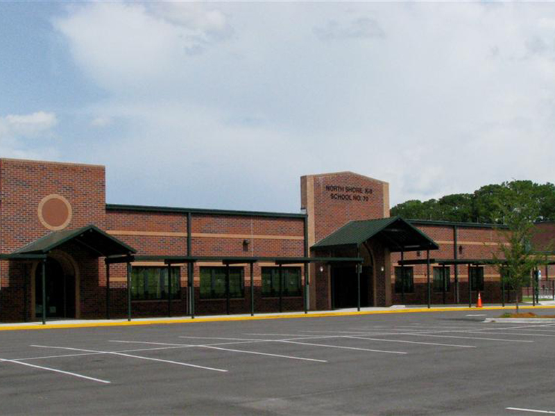 North Shore K-8 School