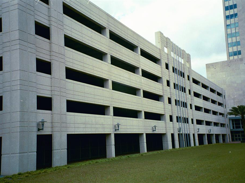 Parking Facility at 841 Prudential Drive